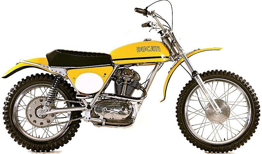 1962 Ducati 250 Scrambler