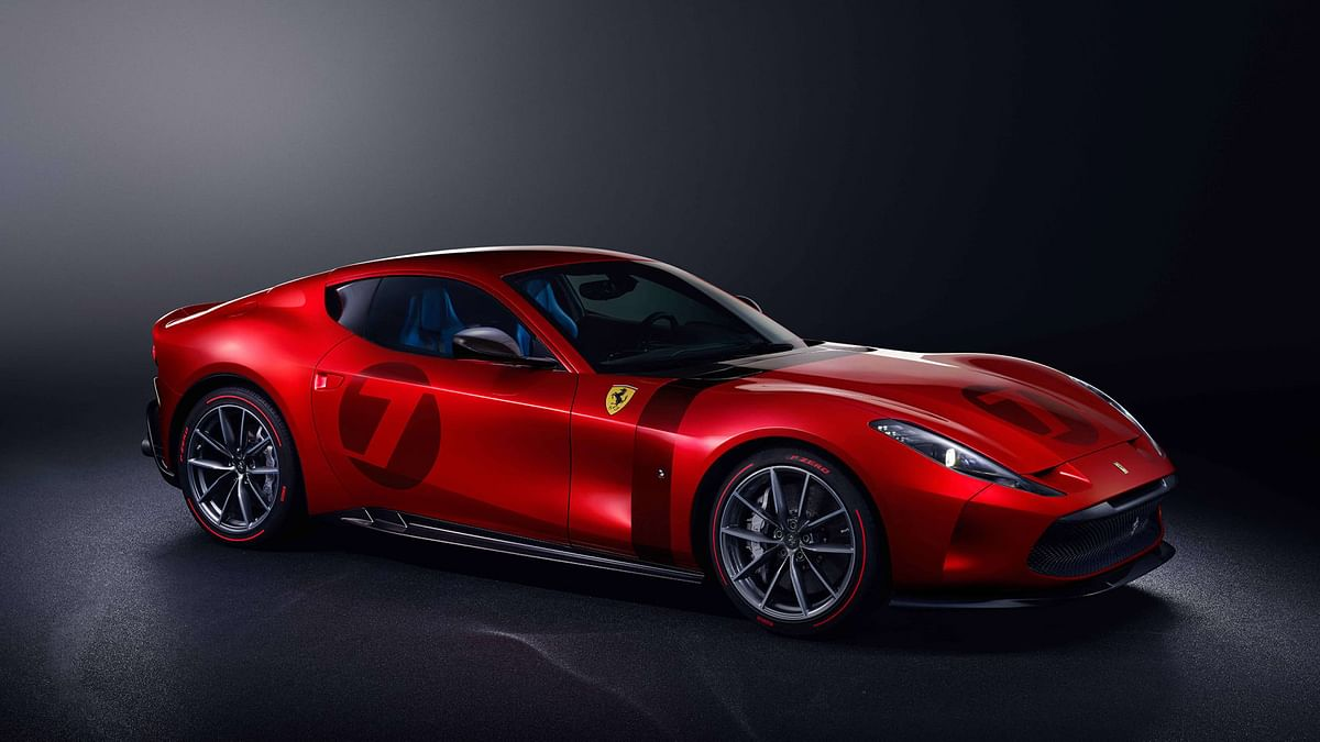 Ferrari Omologata revealed – latest bespoke commission a V12 super coupe