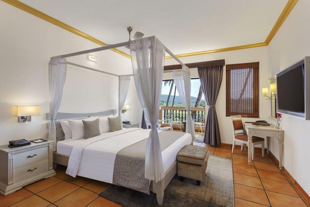 Rooms at Lazy Lagoon, Baga - A Lemon Tree Resort