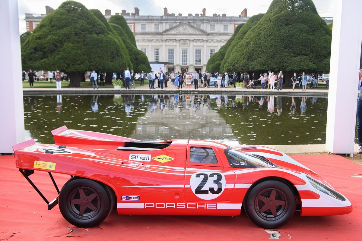 The Junior Concours is a brand new category, despite which it witnessed tough competition