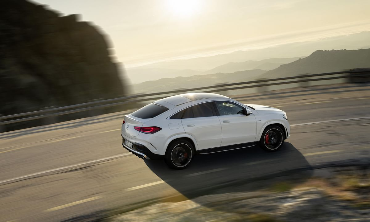 Mercedes-AMG GLE 53 Coupe launched at Rs 1.2 crore