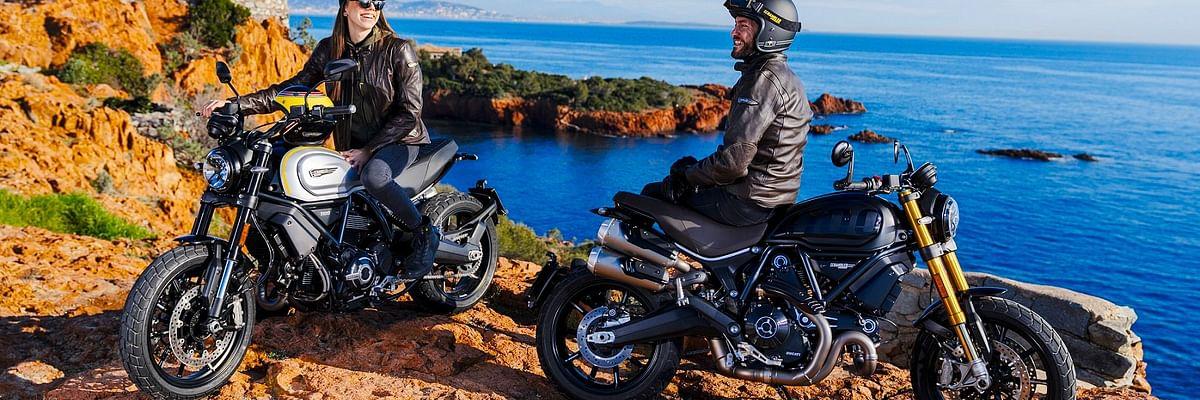 Ducati Scrambler 1100 Pro range launched starting at Rs 11.95 lakh