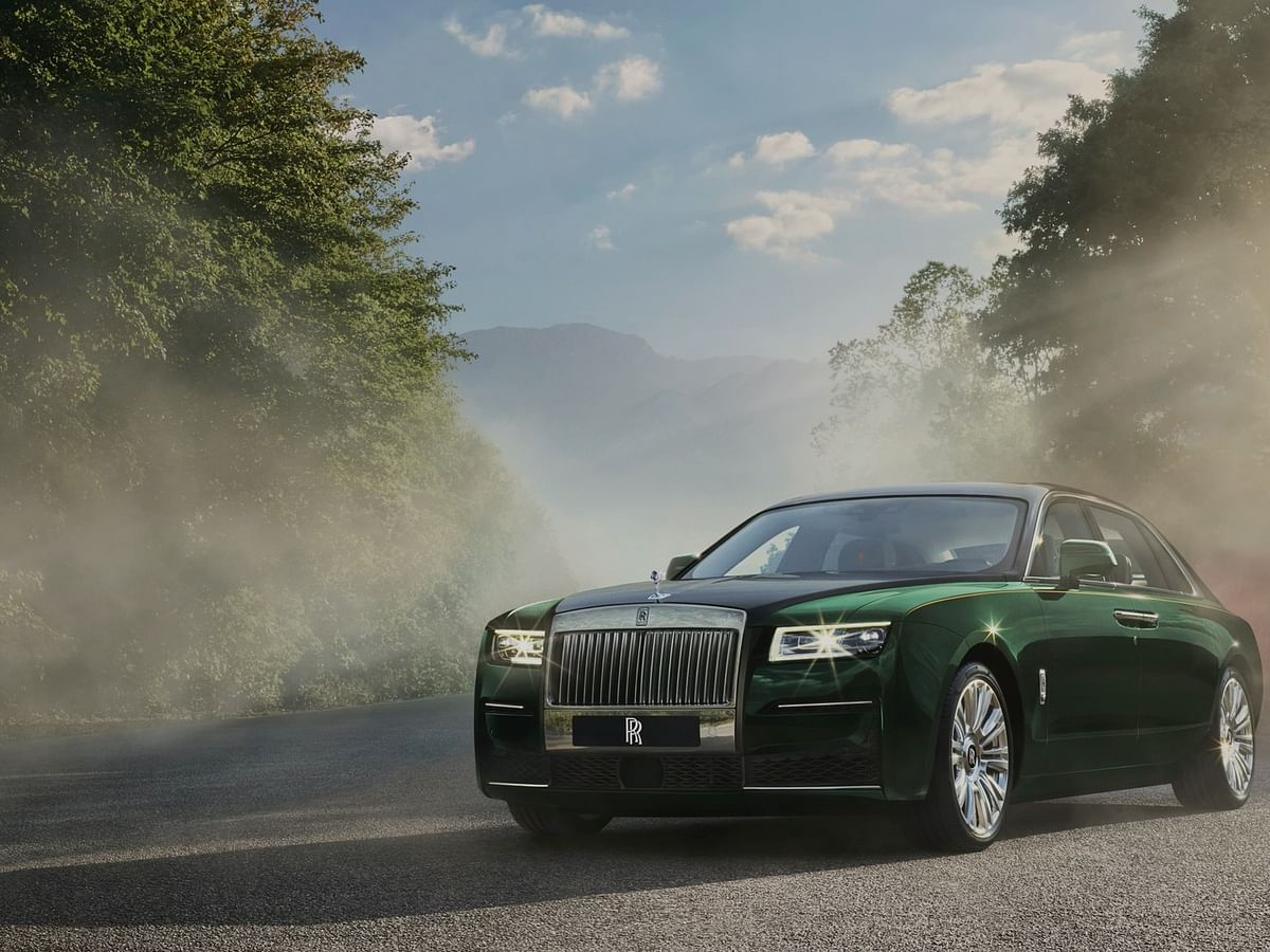 Rolls-Royce Ghost Extended launched in India for Rs 7.95 crores