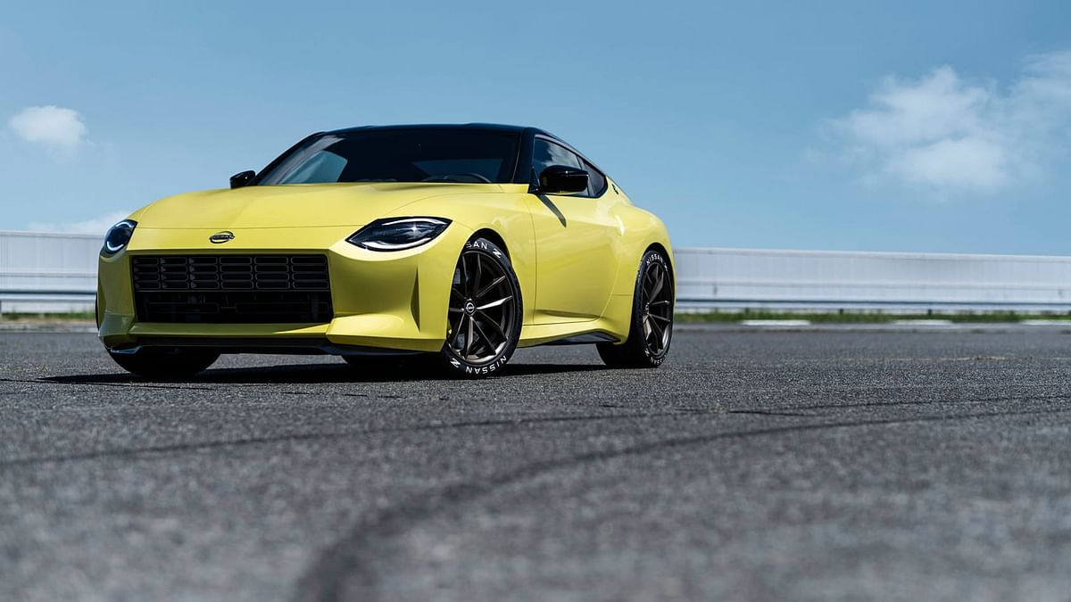 Nissan Z Proto revealed – V6 twin-turbo, six-speed manual, and a catch