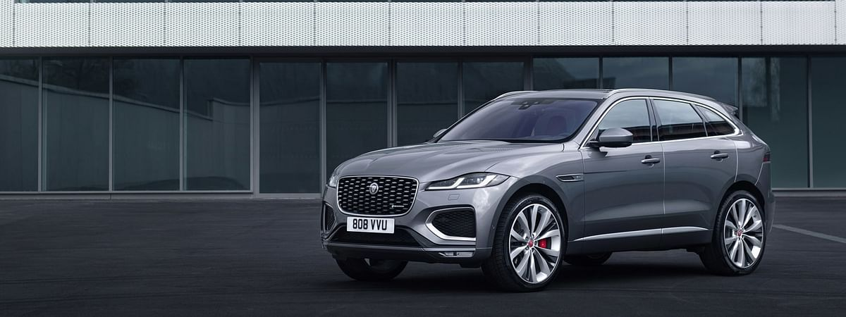 The 2020 Jaguar F-Pace now comes equipped with new six-cylinder Ingenium powertrains