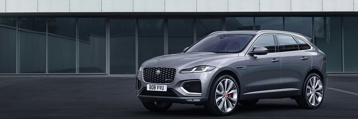2020 Jaguar F-Pace revealed – new engines, interior and tech