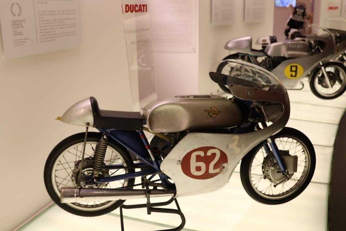 1959 Ducati GP 125 Desmo