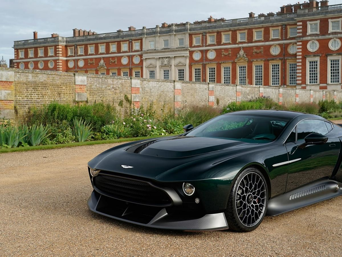 One-of-one Aston Martin Victor revealed – 836bhp Vulcan-based retrospective