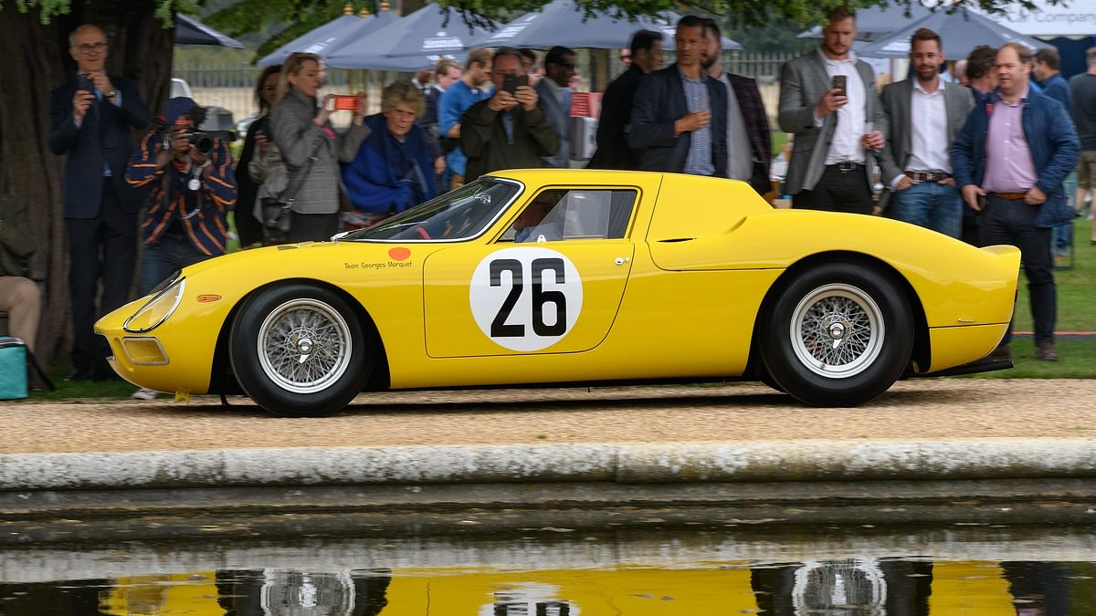 1969 Porsche 917 KH wins Best in Show at Concours of Elegance 2020