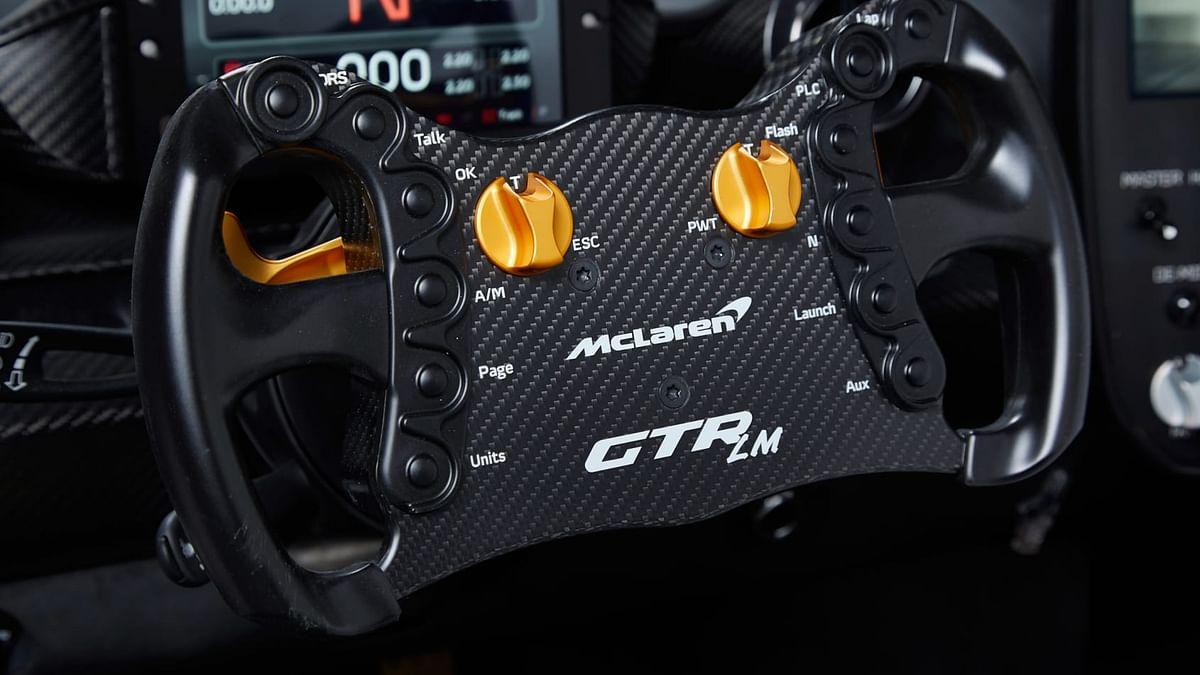 Five McLaren Senna GTR LMs in Le Mans liveries revealed