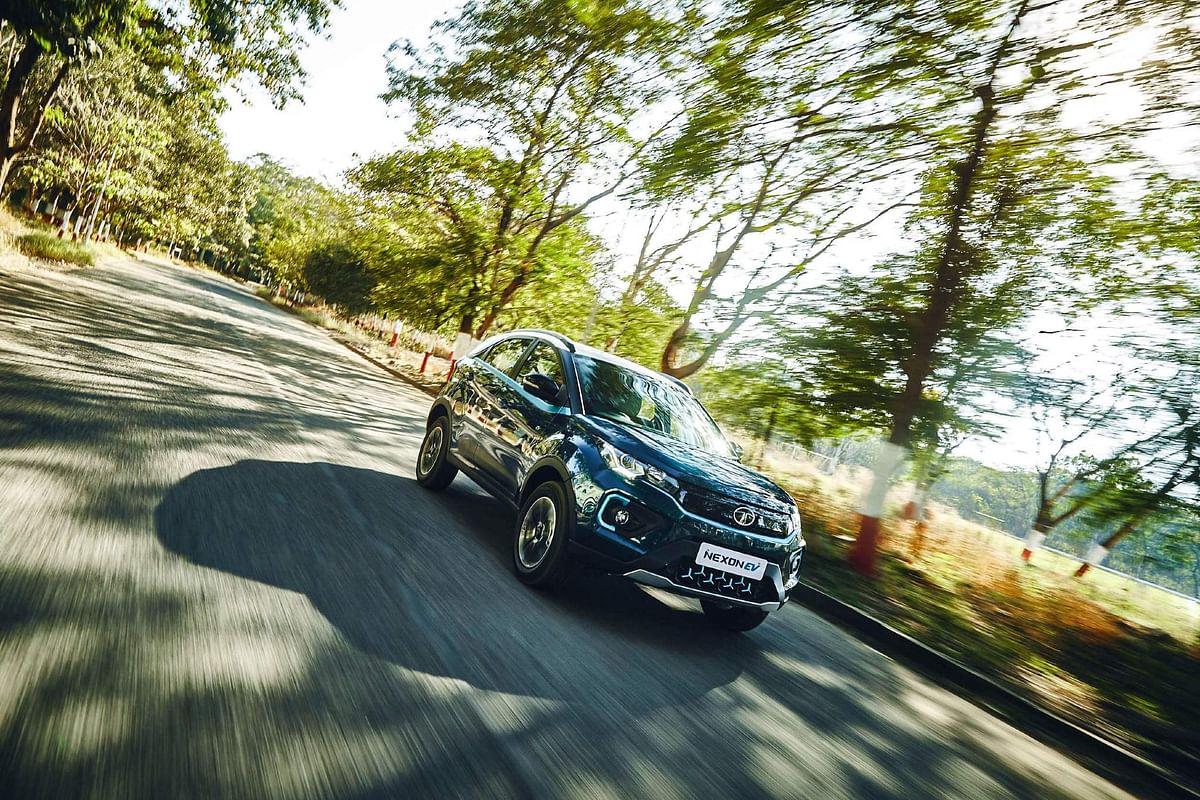 The Tata Nexon EV is the cheapest all electric SUV