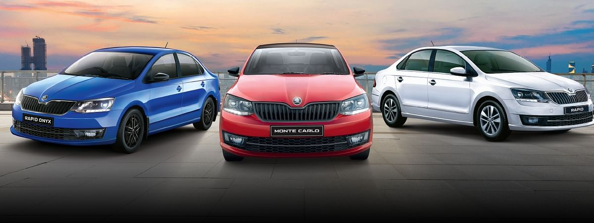 Coming soon! an automatic variant for Skoda Rapid TSI