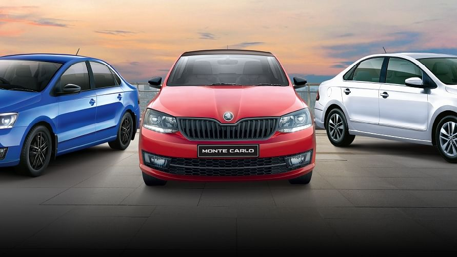 Skoda India to launch the automatic variants of the Rapid TSI on September 17