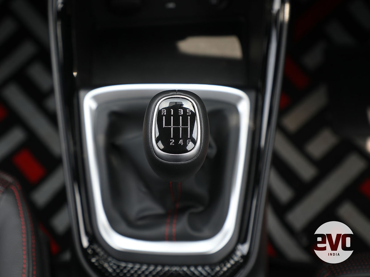 The iMT gets a manual shifter but no clutch pedal