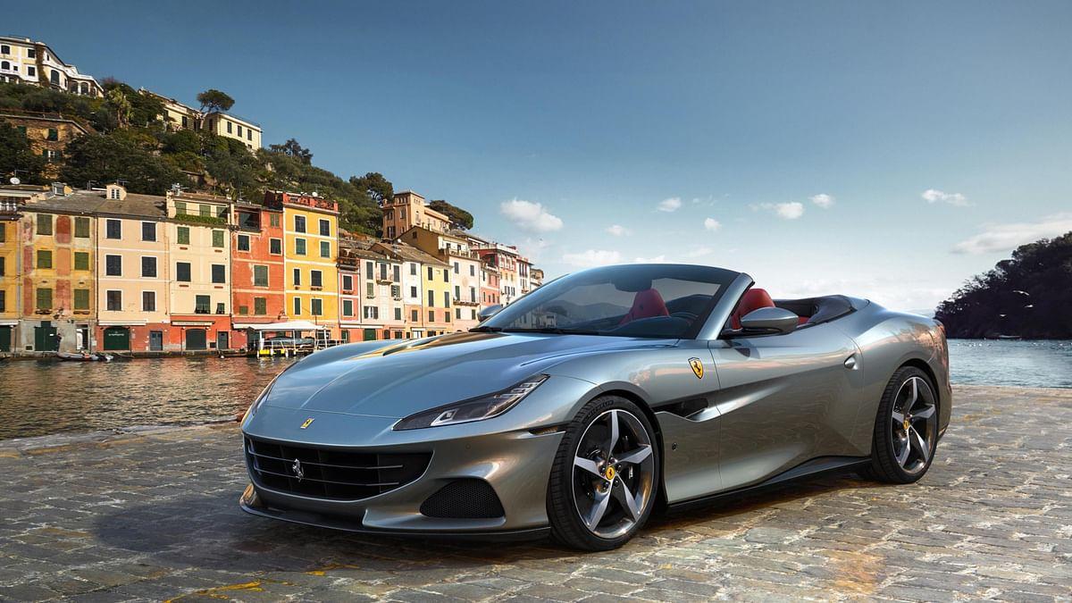 Ferrari Portofino M unveiled globally