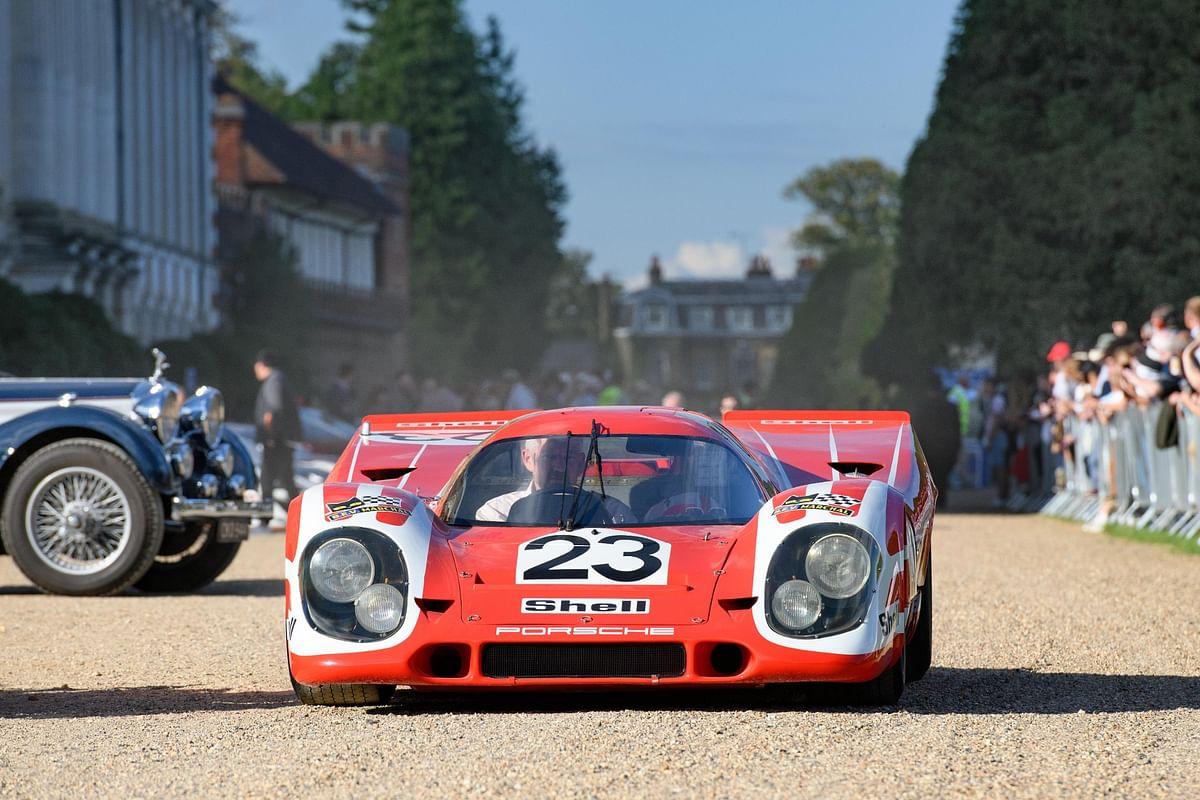 This Porsche 917 is undoubtedly motorsport royalty