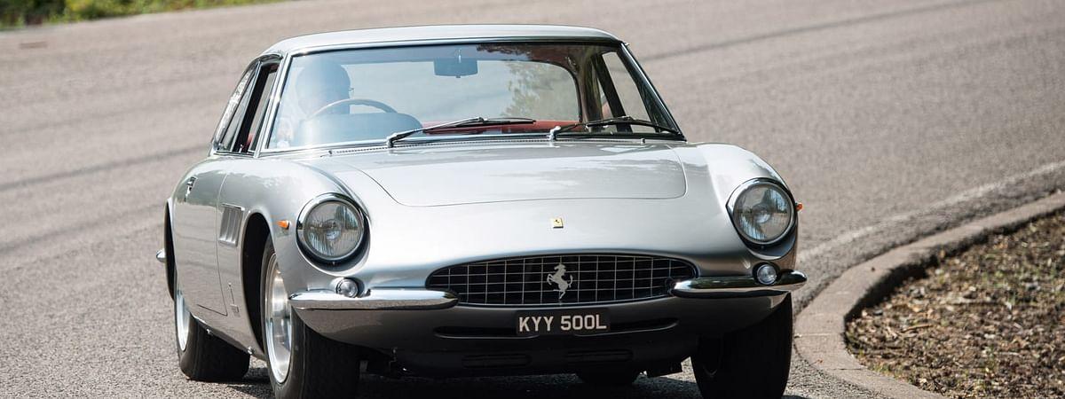 Ferrari 500 Superfast- the most glamorous Ferrari for the super-rich