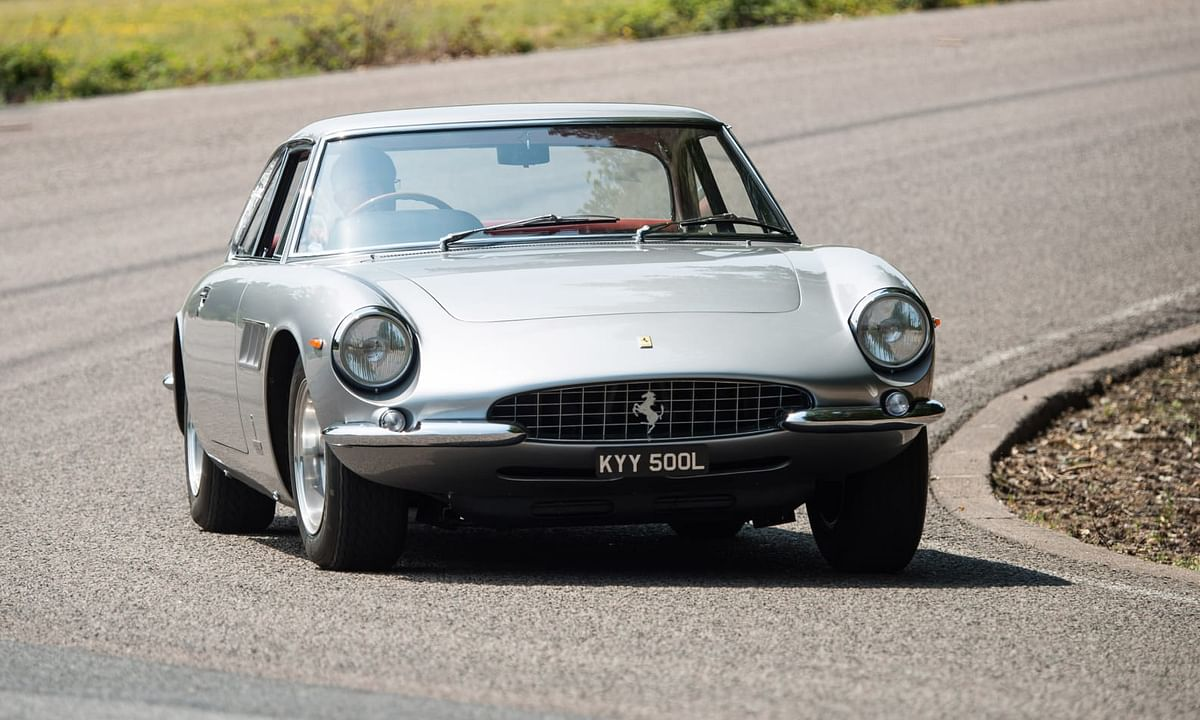 Ferrari 500 Superfast: review, history and specs