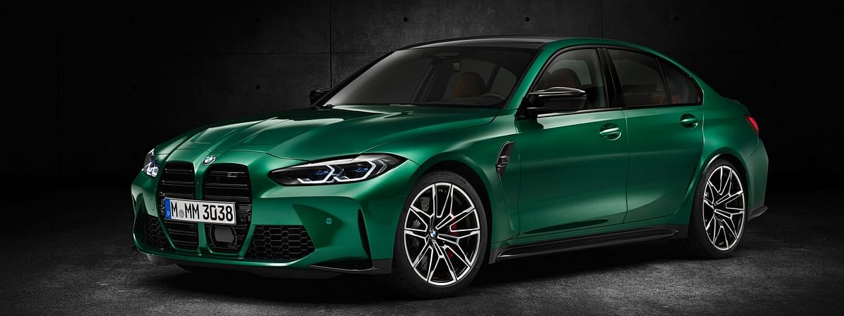 All-new BMW M3 Competition revealed – an icon reborn