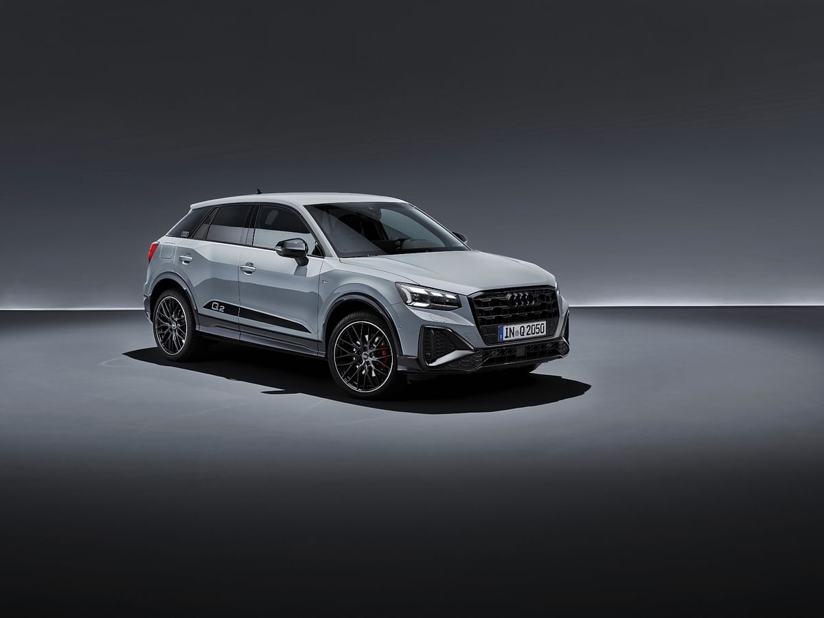 Audi to launch the Q2 in India soon