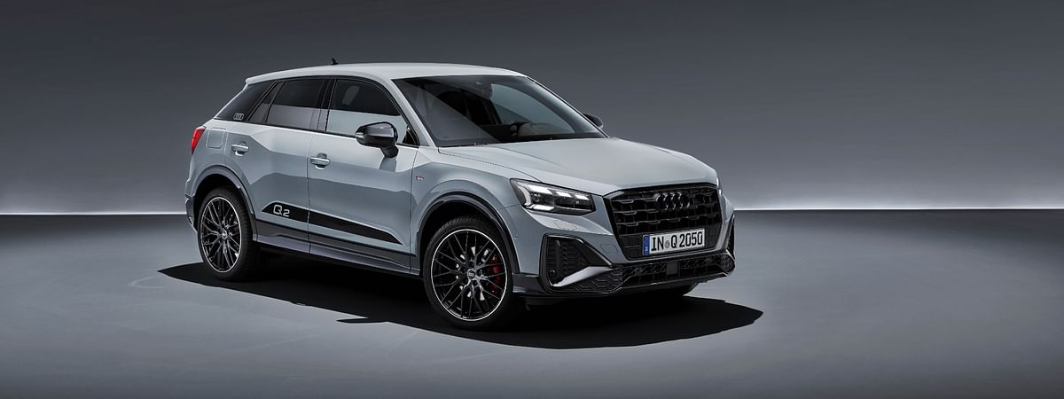 Smallest SUV from Audi- the Q2