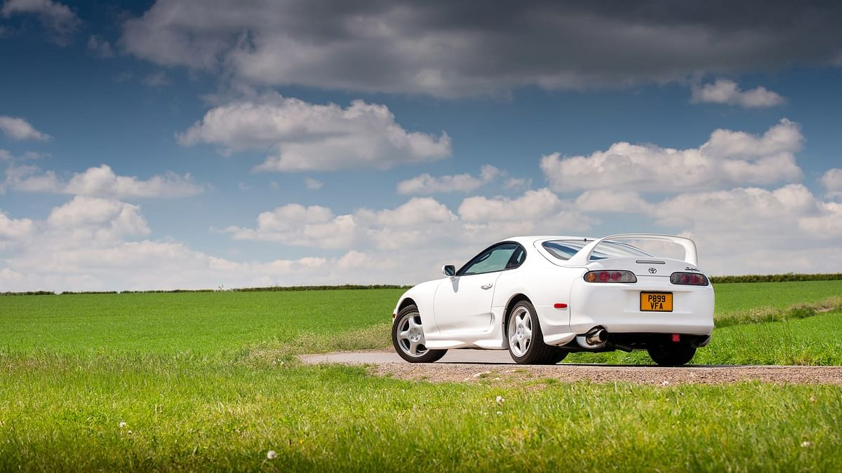 The Toyota Supra is a very different car in standard guise from its modern public persona