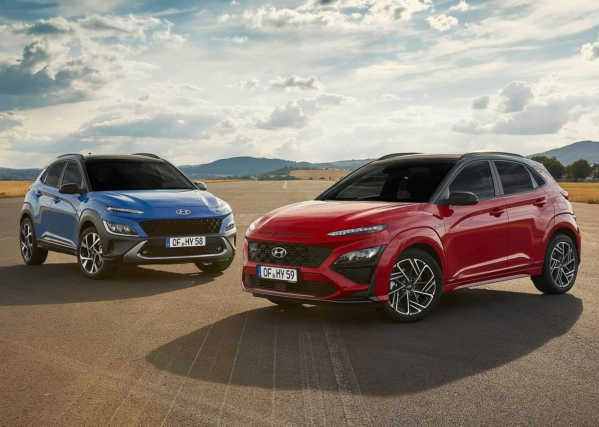 The new Hyundai Kona now features a sleek-stylish design and-for the first time-will be available with a sporty N-Line trim