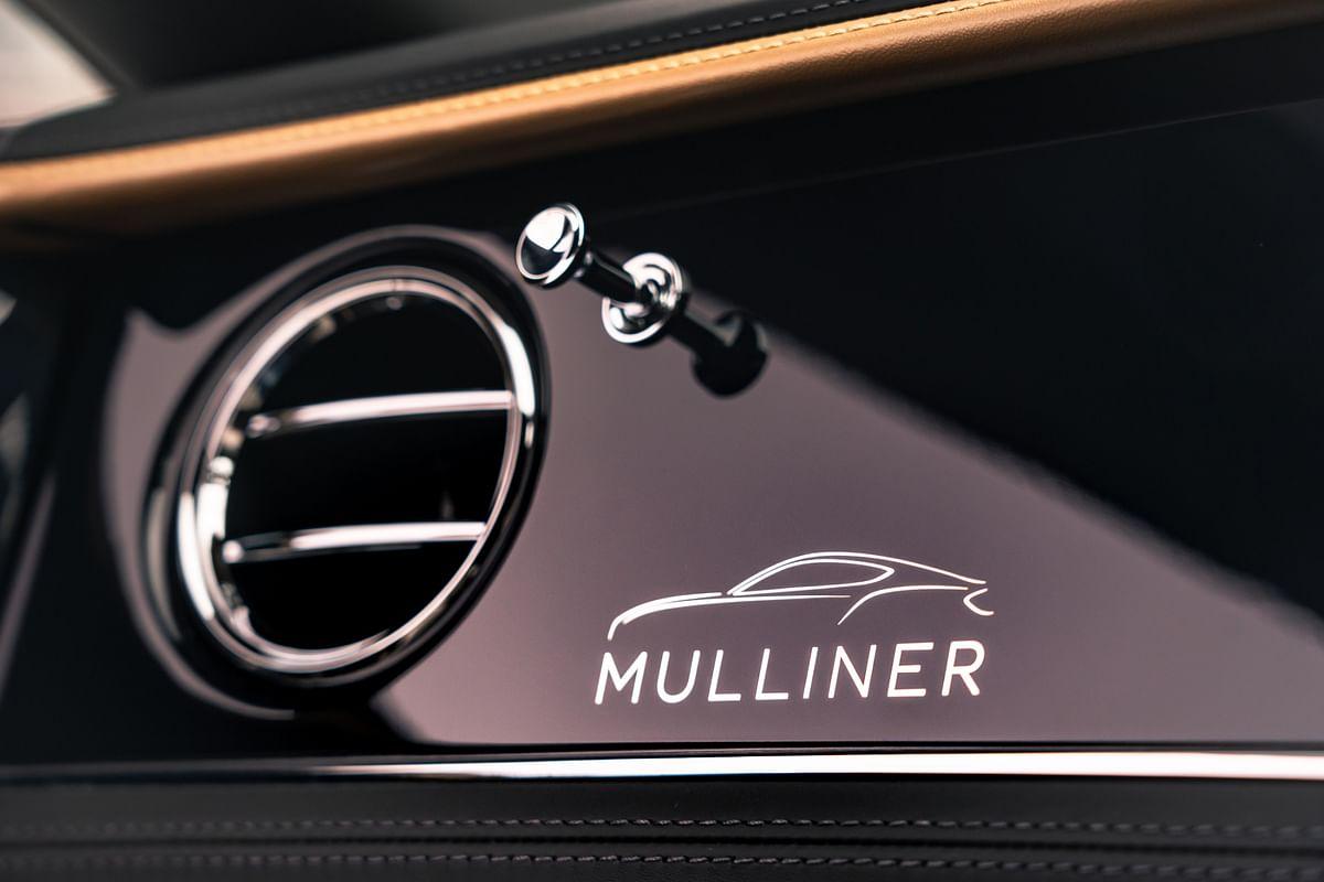 Mulliner: the mere badge speaks volumes!