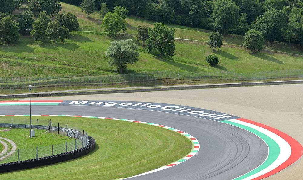 While MotoGP is a common sight at Mugello, there has never been an F1 Grand Prix there