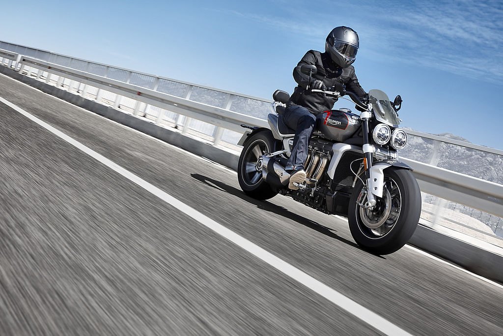 Triumph Rocket 3 GT launched in India at Rs 18.4 lakh