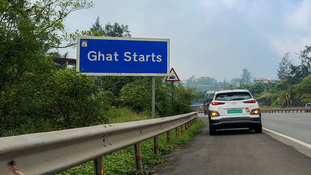Road tripping in an EV from Pune to Mumbai!