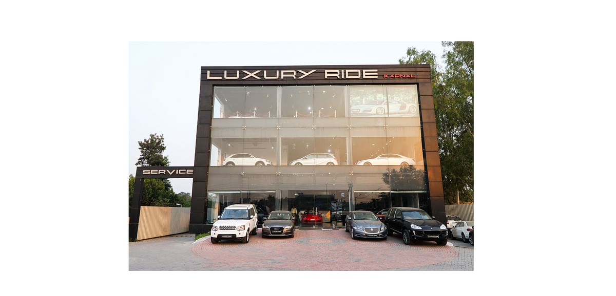 Luxury Ride, a pre-owned luxury car dealership, to open 50 showrooms across India