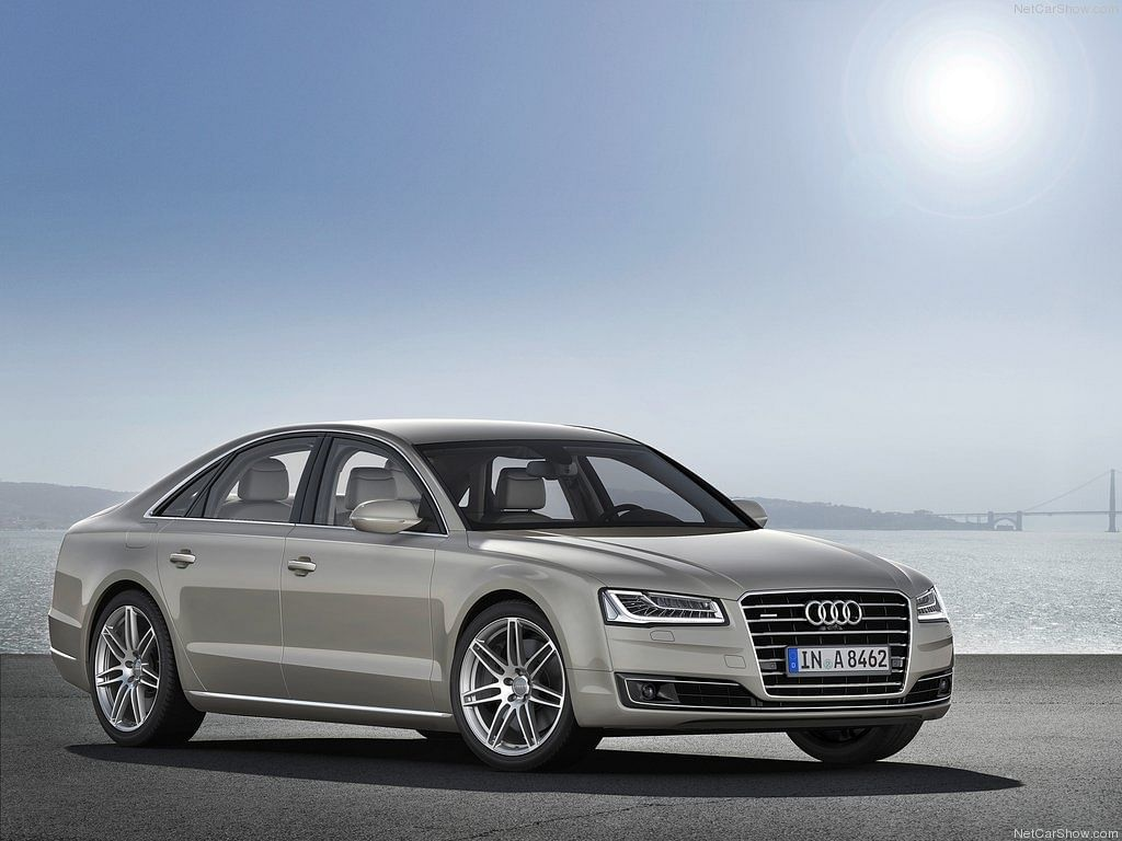 The Third Generation Audi A8 came equipped with a clever Cylinder Deactivation Technology
