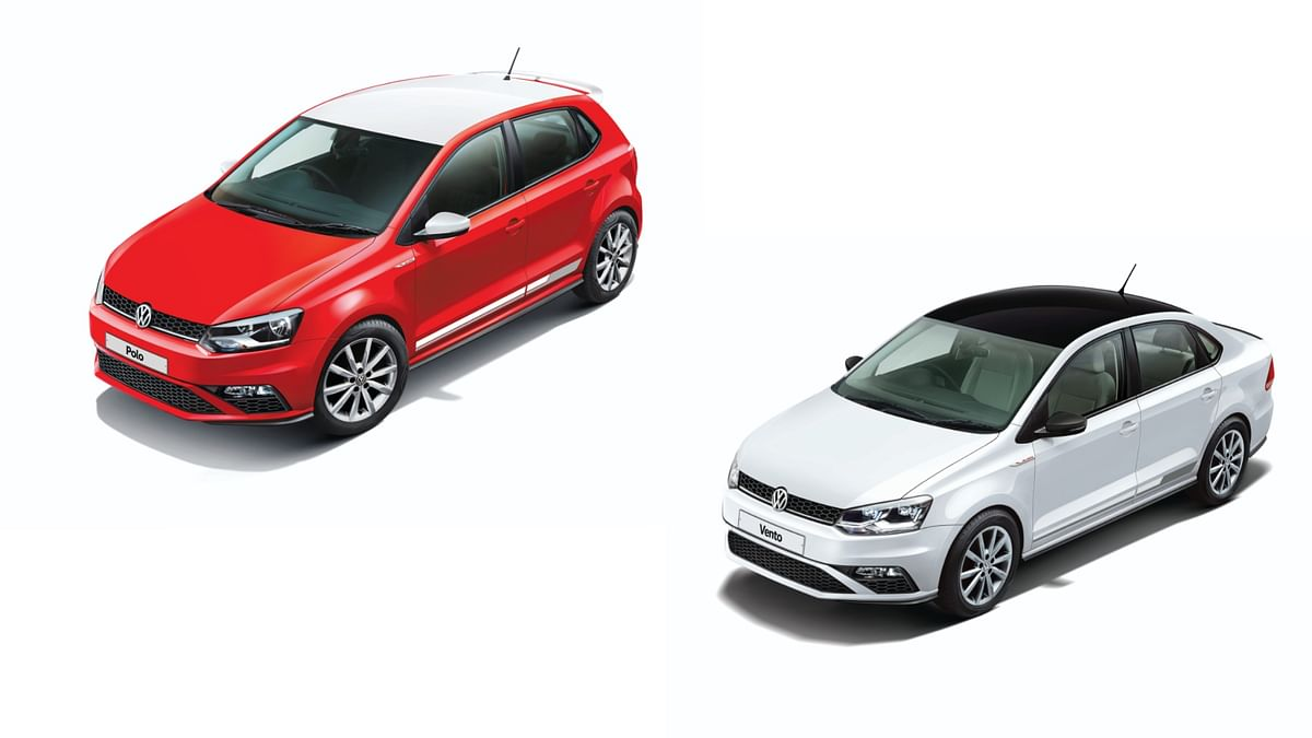 Volkswagen India introduces Red and White special edition for the Polo and Vento