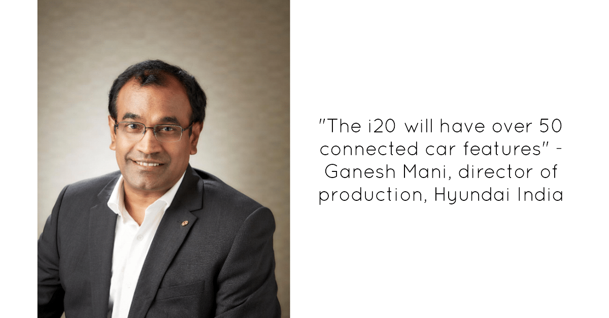 In conversation with Hyundai India's head of production