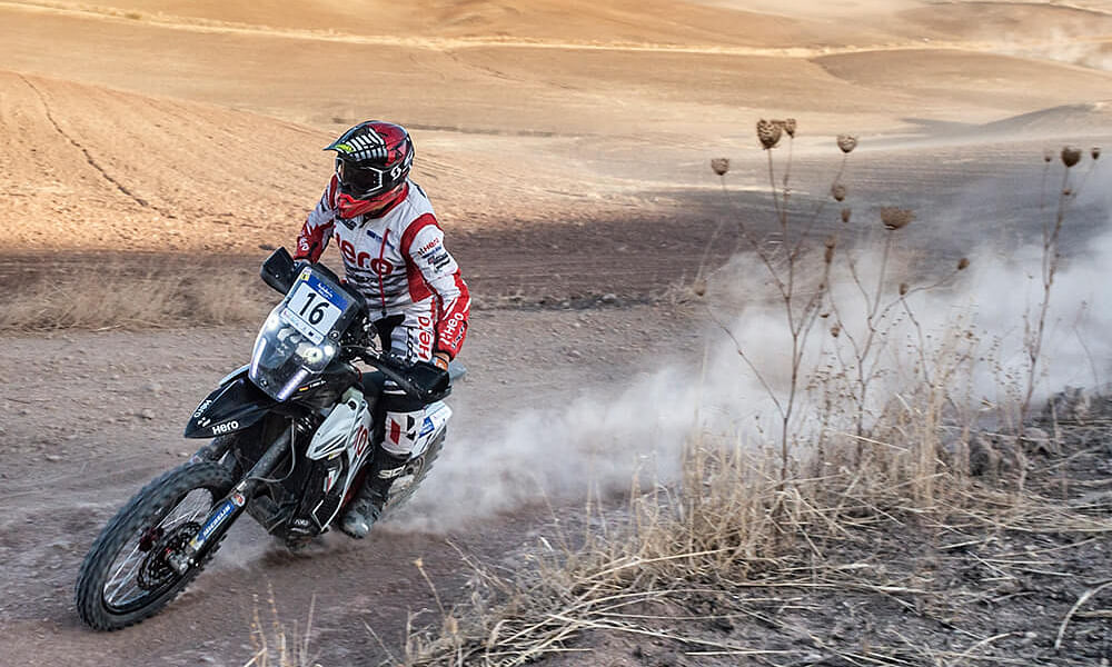 Despite an 18th-place finish, Sebastian Buhler was upbeat, as the Andalucia Rally gave immeasurable experience for the 2021 Dakar