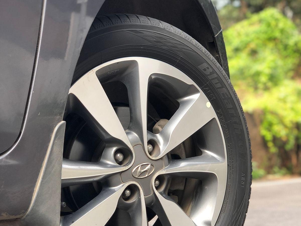 Yokohama BluEarth-GT AE51 tyre review