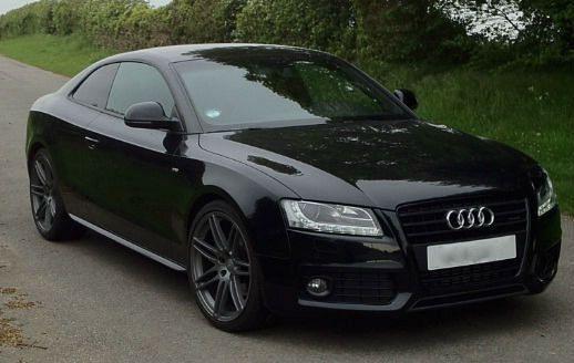 Aaron Ramsey – Audi A5