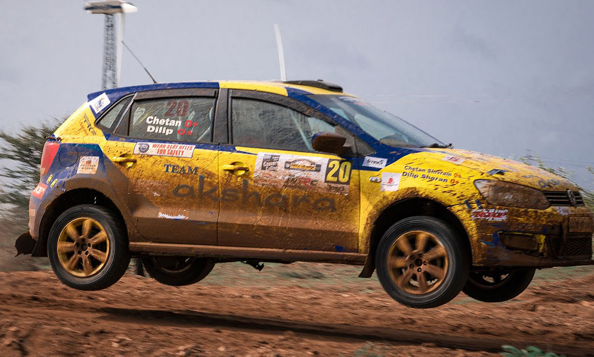 Yokohama Tyres returns to the Indian National Rally Championship