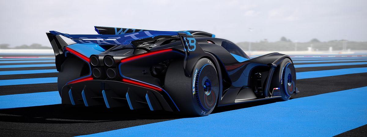 Bugatti Bolide | Image gallery
