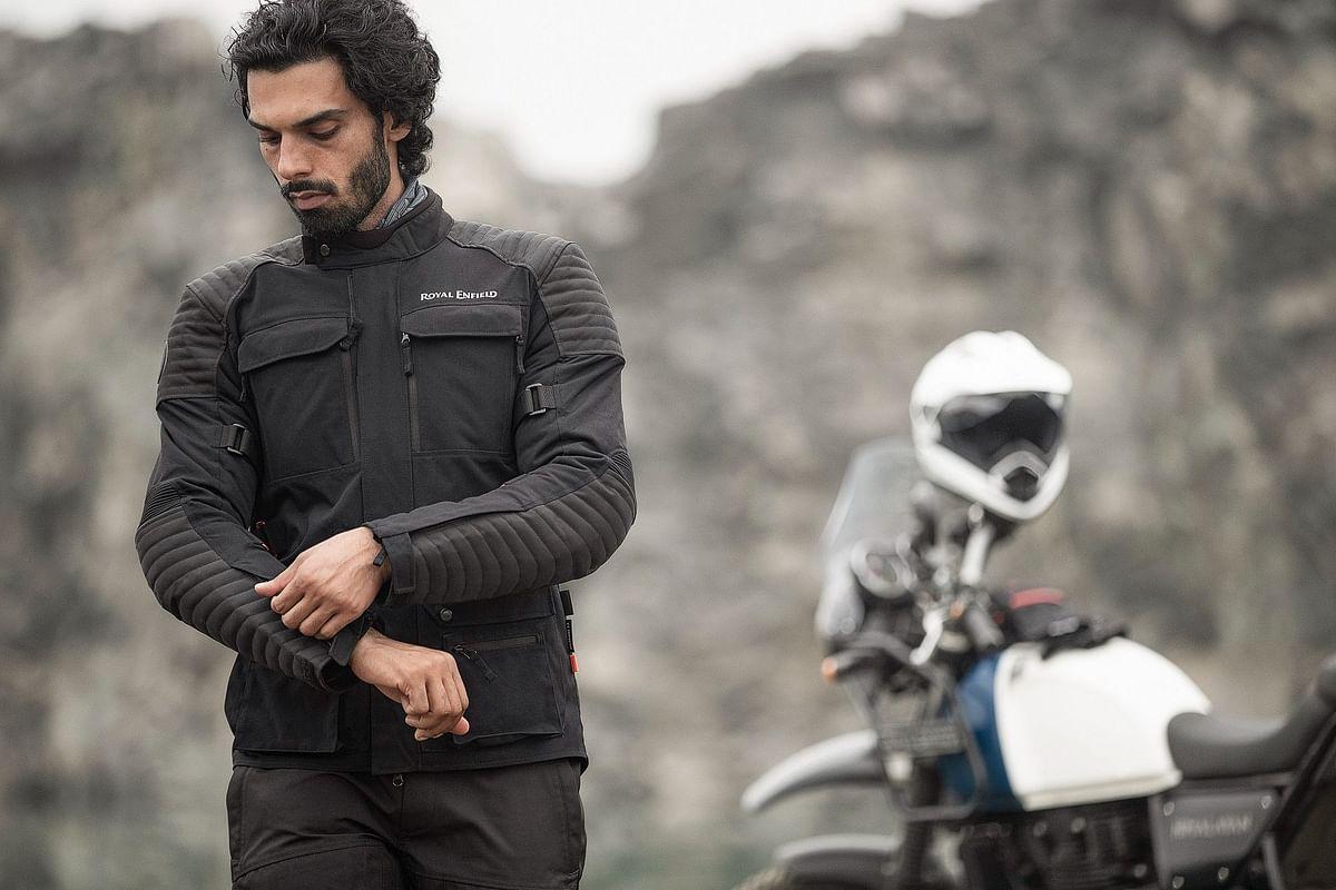 Nirvik - a jacket suitable for high altitudes