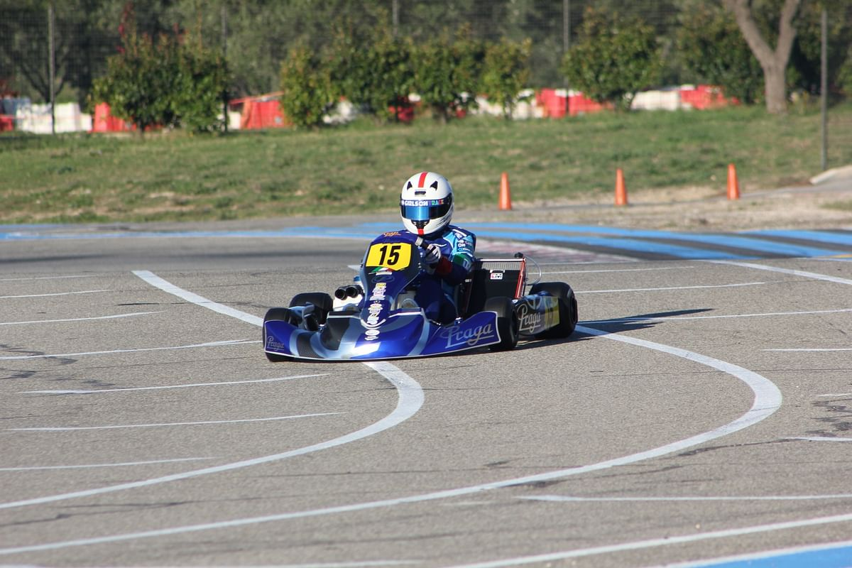 The collaboration between NK Racing and CRG will be a boon for up-and-coming kart racers