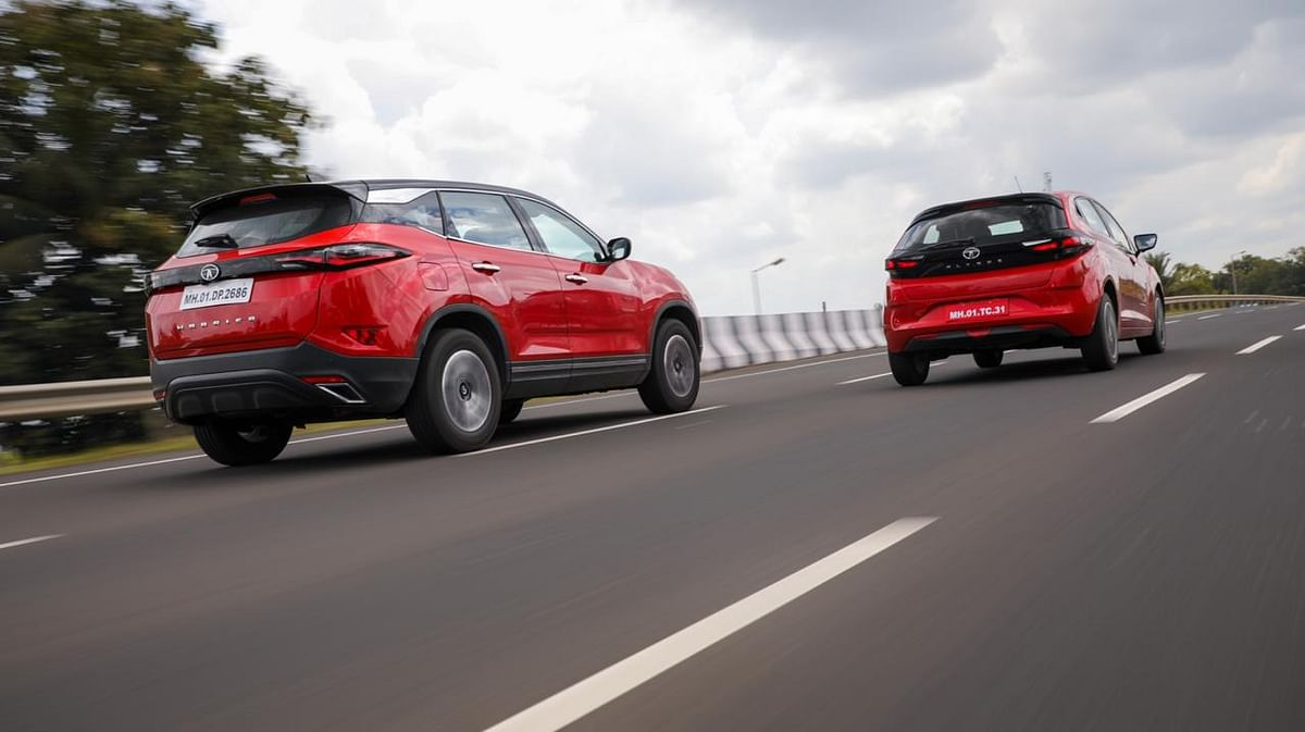 The Tata Harrier and Altroz are proper mile munching machines