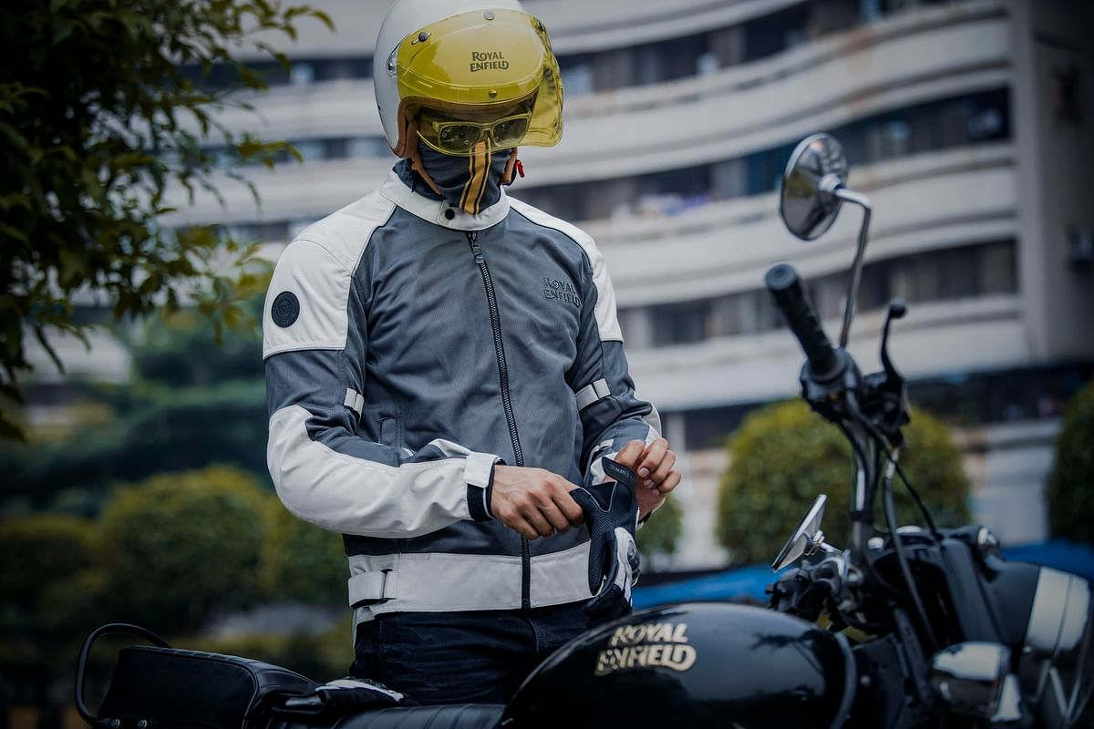 Streetwind - a jacket for city and short rides