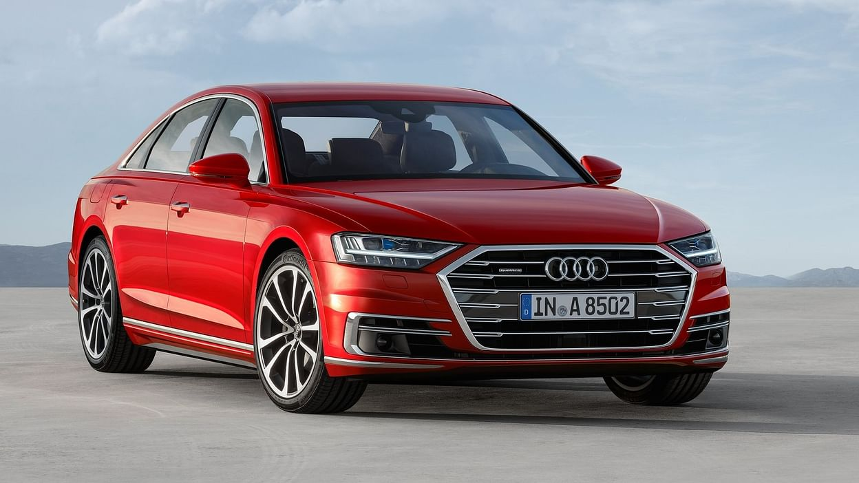 Audi A8 Generations: The evolution of the luxury sedan with Quattro