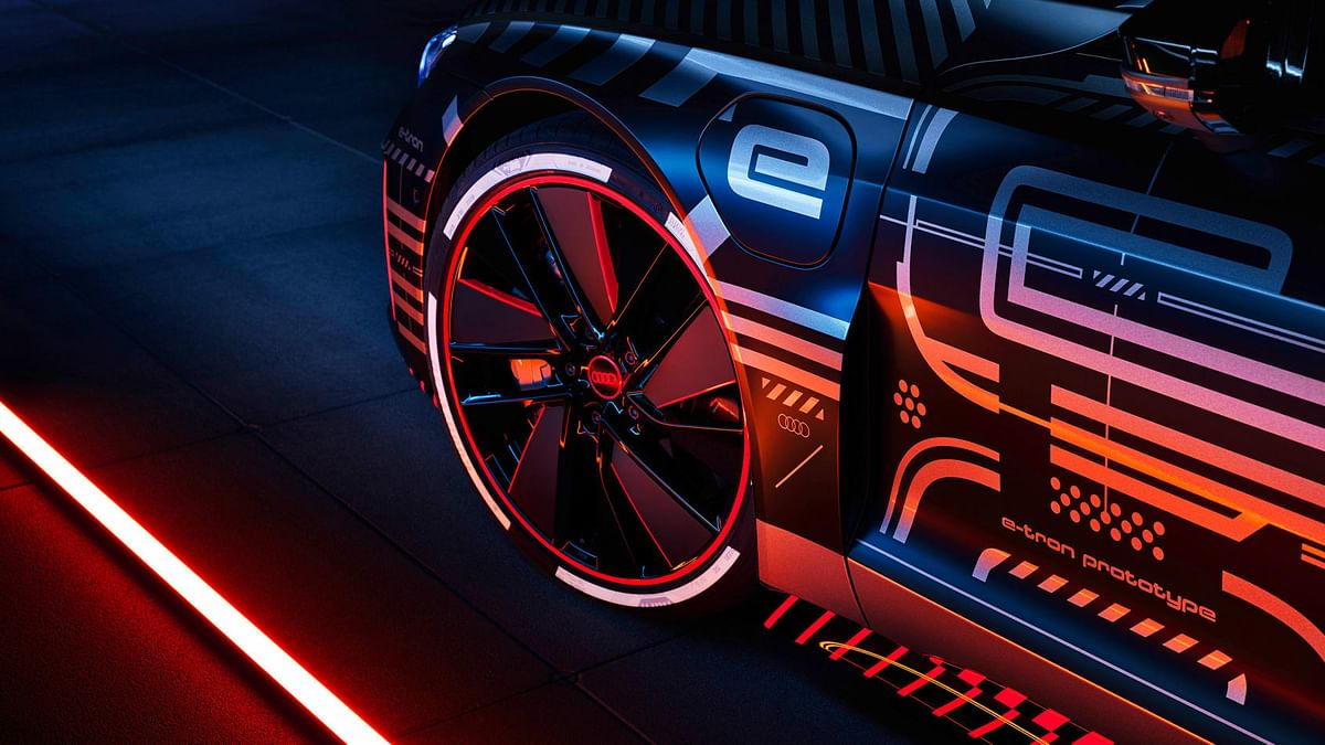 Audi e-tron GT RS to join standard GT – new details of Audi's flagship EV revealed