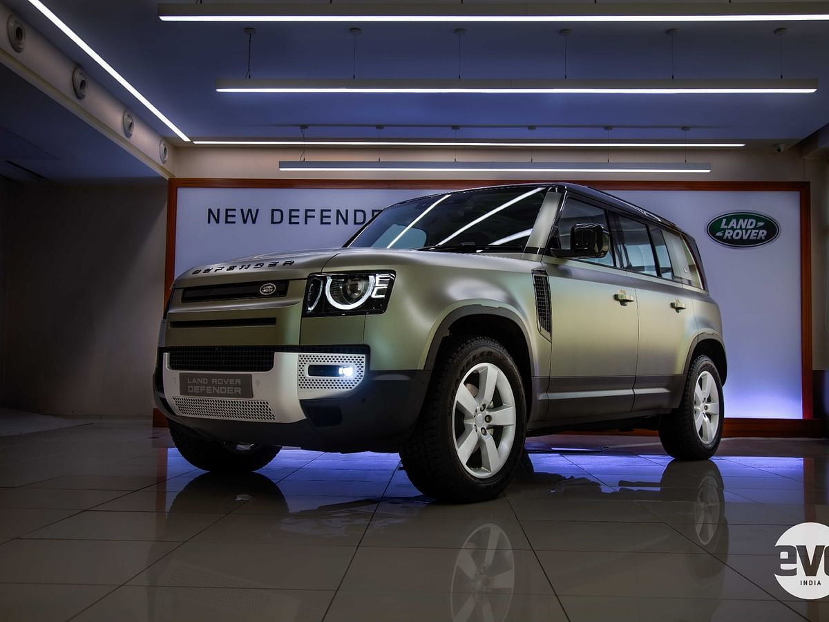 Land Rover Defender 110: Detailed first look and features
