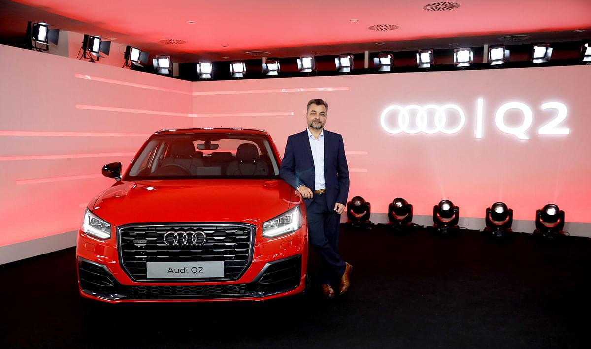 It's Audi's fifth launch in India in 2020