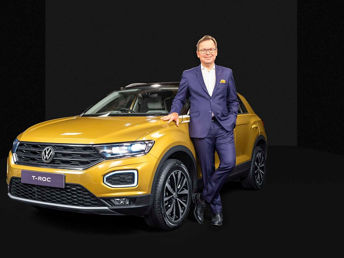 Ashish Gupta to succeed Steffen Knapp as the new director of Volkswagen India