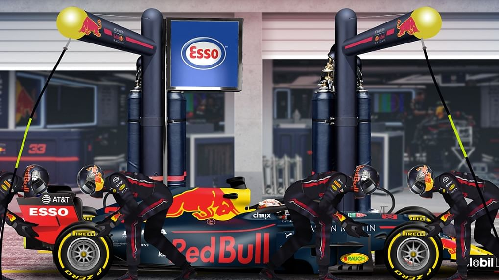 Red Bull brings an innovative pitstop challenge for motorsport fans